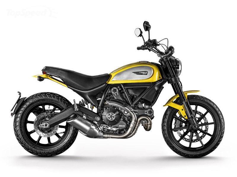 Ducati Scrambler per la patente A